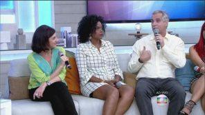 Dr. Sergio Senna no Programa de Fátima Bernardes