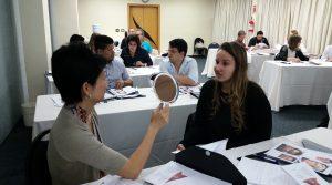 Exercício em dupla - Identificação e treinamento de expressões