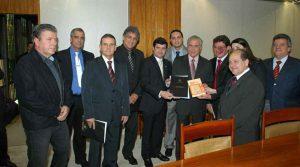 Reunião de Trabalho sobre o Plano Nacional de Fronteiras