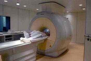 Máquina de Ressonância Magnética Funcional