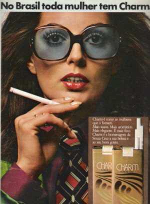 Cigarro - Publicidade - Comunicação Não Verbal - IBRALC