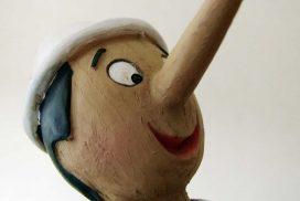 Artigos sobre a mentira - linguagem corporal - IBRALC